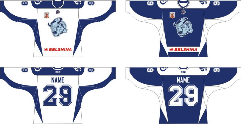 Дизайн хоккейная форма