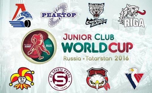Кубка мира 2016 среди молодежных клубных команд