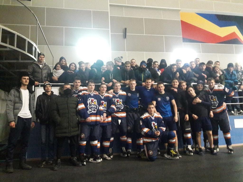 Прогноз на матч Кузнецкие Медведи - Сарматы